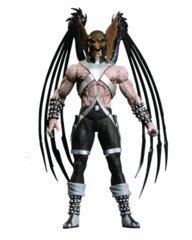 Blackest Night - Series 5 - Black Lantern Hawkman