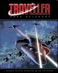 Traveller Core Rulerbook