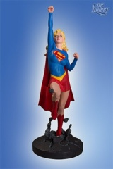 Cover Girls of the DC Universe - Supergirl Statue