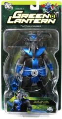Green Lantern - Series 5 - Blue Lantern Brother Warth