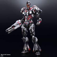 DC Comics - Variant Play Arts - No. 9 Cyborg