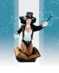 Women of the DC Universe - Zatanna
