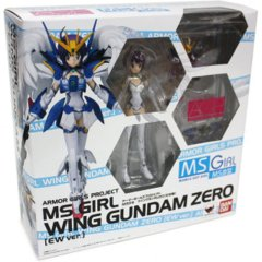 Armor Girls- MS Girl Wing Gundam Zero