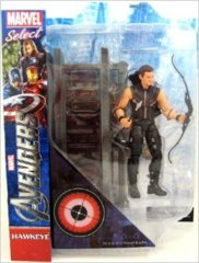Marvel Select - Avengers - Hawkeye