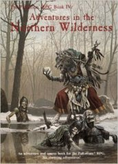 Palladium RPG Book IV: Adventures in the Northern Wilderness