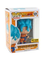 Animation Series - #121 - Super Saiyan God Super Saiyan Goku (DBZ)