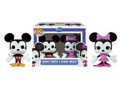 #01 Mini Pop! Disney: 2-PK Mickey & Minnie Mouse