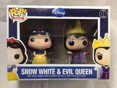 #06 Mini Pop! Disney: 2-PK Snow White & Evil Queen