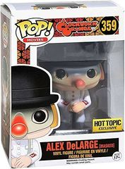 Movies Series #359 - Alex DeLarge [Masked] (Hot Topic Exclusive)
