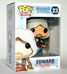 Games Series - #23 - Edward (Assassins Creed)