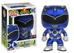 Television Series - #363 - Blue Ranger (Gamestop Exclusive)
