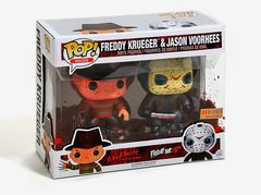 Movies Series - Freddy Frueger & Jason Voorhees (Box Lunch Exclusive)