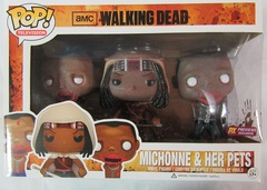 Television Series MICHONNE & HER PETS - Previews Exclusive
