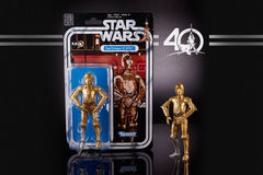 SEE-THREEPIO (C-3PO) - 40th Anniversary 6