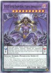 D/D/D Super Doom King Purple Armageddon - SOFU-EN096 - Common - 1st Edition