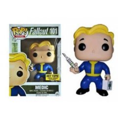 Games Series - #101 - Fallout Medic (Hot Topic Exclusive)