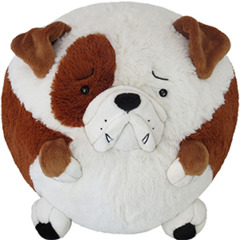Squishable English Bulldog •