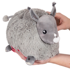Mini Squishable Baby Rhino •