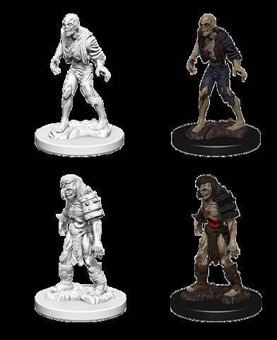 Nolzurs Marvelous Miniatures - Zombies