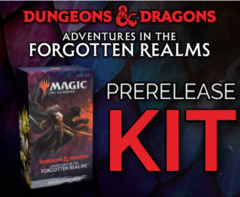 Prerelease Pack • Adventures in the Forgotten Realms