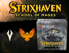 Strixhaven • Prerelease Kit - Silverquill