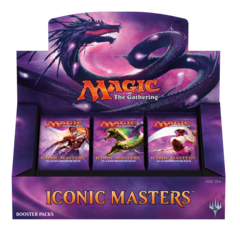 Iconic Masters Booster Box *Website Exclusive*