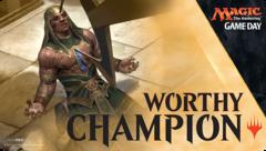 Magic Amonkhet Game Day Champion