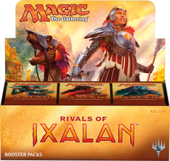 Rivals of Ixalan Booster Case *Website Exclusive*
