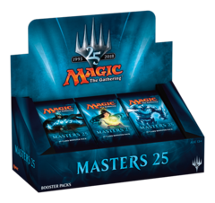 Masters 25 Booster Case *Website Exclusive*