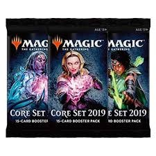 3 Standard Packs for $10