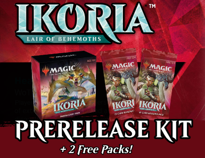 Ikoria • Prerelease Kit