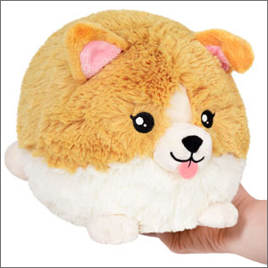 Mini Squishable Baby Corgi • 7 Inch