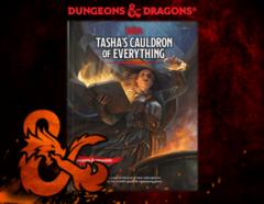 Tasha's Cauldron of Everything • Hardcover