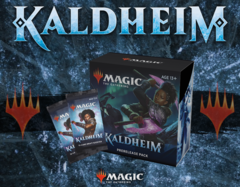 Kaldheim • Prerelease Kit w/ Two Packs