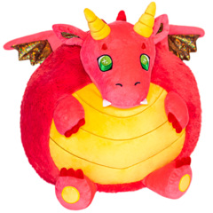 Squishable Red Dragon •