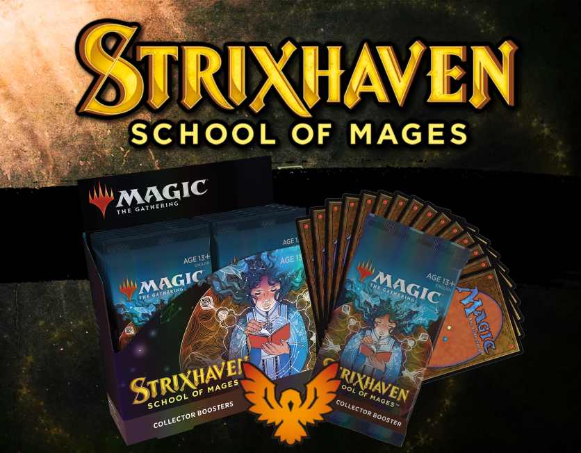 Strixhaven • Collector Booster Box