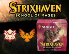 Strixhaven • Prerelease Kit - Lorehold