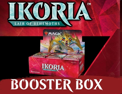 Ikoria • Booster Box