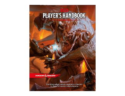 5th Edition Players Handbook