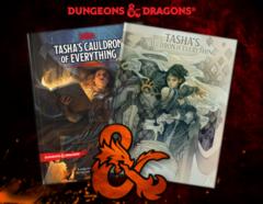 Tasha's Cauldron of Everything •Hardcover Bundle
