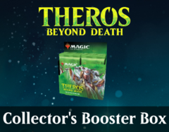 Theros: Beyond Death • Collector's Booster Box