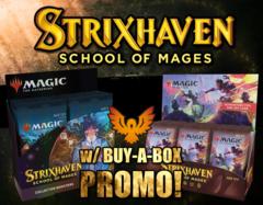 Strixhaven • Collector's Booster Box & Set Booster Box w/ Buy-a-Box Promo