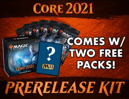 Core 2021 • Prerelease Kit