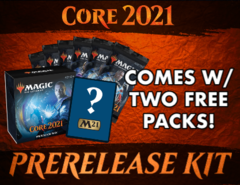 Core 2021 • Prerelease Kit