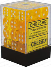 Translucent Yellow/White - CHX 23802
