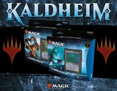 Kaldheim Commander Deck Bundle