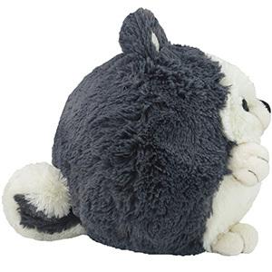 Mini Squishable Husky • 7 Inch