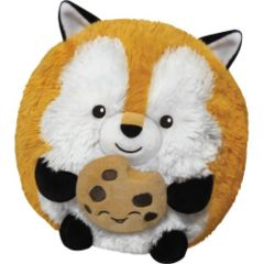 Mini Squishable Fox w/Cookie