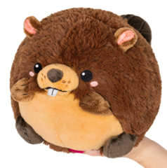 Mini Squishable Beaver • 7 Inch