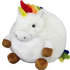 Squishable Rainbow Unicorn  •